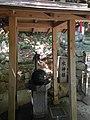 Chozuya of Sui Shrine (No.7 of Okunomiya 8 Shrines) in Miyajidake Shrine.jpg