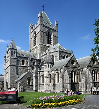 Christ Church Cathedral, Dublin - Image: Christ Church Cathedral (Dublin)