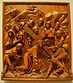Christ Fallen on the Way to Calvary, Northern Netherlands, 16th century, pine - IMG 1583.JPG