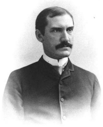 Christopher A. Bergen - From 1886's History of Camden County, New Jersey.