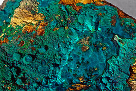 Image illustrative de l'article Chrysocolle