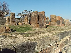 Church (7c) ruins, Aghdzk, Armenia2.jpg