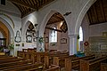 Church of St Andrew's, Boreham, Essex - south aisle and arcade.jpg