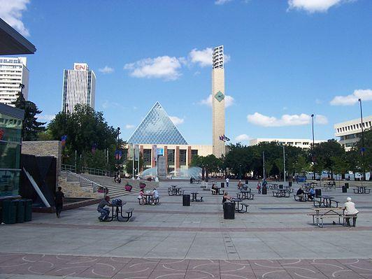Churchill Square (Edmonton)