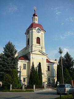 Chynorany Municipality in Slovakia