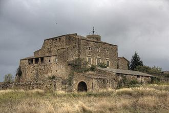Cistella - Vilarig castle
