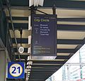 CityRail LCD Indicator at Central City Circle.jpg
