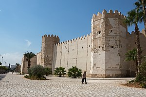City walls of Sfax