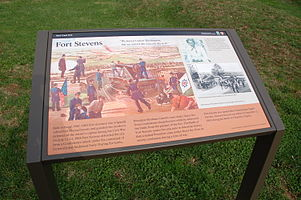 Civil War Defenses of Washington (Fort Stevens) FSTV CWDW-0018.jpg