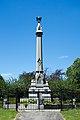 Civil War memorial, Clasky Common Park, New Bedford, Massachusetts.jpg