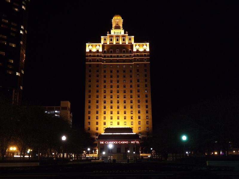 Claridge Atlantic City (Noche) .JPG