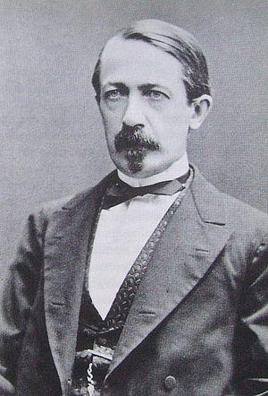 Clas Theodor Odhner - Image: Clas Theodor Odhner 1836 1904