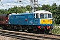 Classic preserved West Coast Main Line 1960s electric locomotive 'Les Ross.' - panoramio.jpg
