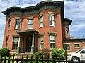 Cleveland, Central, 2018 - McBride Mansion, Prospect Avenue Historic District, Midtown, Cleveland, OH (28326058078).jpg
