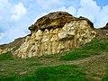Clifftop, Burrow Head - geograph.org.uk - 822328.jpg