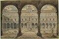 Cloister of the Certosa di San Martino, Naples MET 61.20.3.jpg
