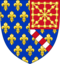 CoA of Blanche of Navarre.png