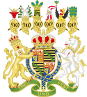 Coat of Arms of Albert of Saxe-Coburg and Gotha.svg
