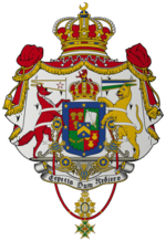 Description de l'image Coat of Arms of Araucania and Patagonia.png.