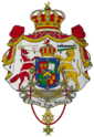 Coat of arms of the Kingdom of Araucanía and Patagonia
