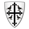 Coat of Arms of EDWYN, Lord of Tegaingle, Flintshire.png