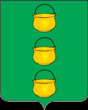 Kotelniki - Image: Coat of Arms of Kotelniki (Moscow oblast)