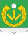 Coat of Arms of Novozhilkinskoe (Irkutsk oblast).png