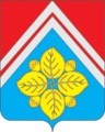 Coat of Arms of Sovhoz Lenina (Moscow oblast).png