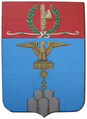 Coat of arms of Scioa Governorate.png