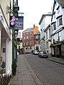 Cobbled High Street, Ross-on-Wye - geograph.org.uk - 1588873.jpg