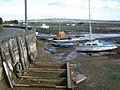 Cockwood harbour, at low tide - geograph.org.uk - 989008.jpg
