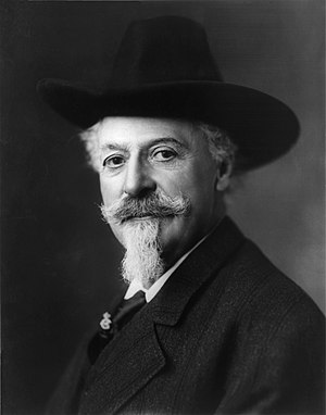 Buffalo Bill - Image: Cody Buffalo Bill LOC