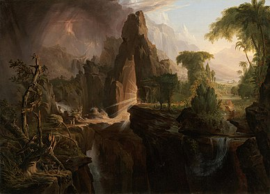 Expulsion From The Garden Of Eden Cole Wikipedia