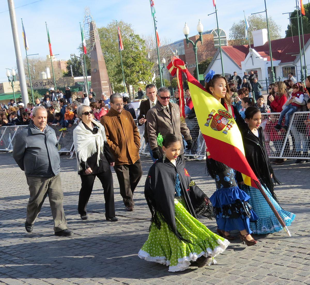 Inmigración española en Argentina - Wikipedia, la