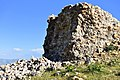 Collapsed wall of the Paikuli Tower of the Sassanian king Narseh, c. 293 CE. Sulymaniyah, Iraq.jpg