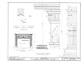 Colonel John Brinckerhoff House, State Route 82, Brinckerhoff, Dutchess County, NY HABS NY,14-BRINC,1- (sheet 11 of 18).png