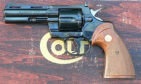 Image illustrative de l'article Colt Python