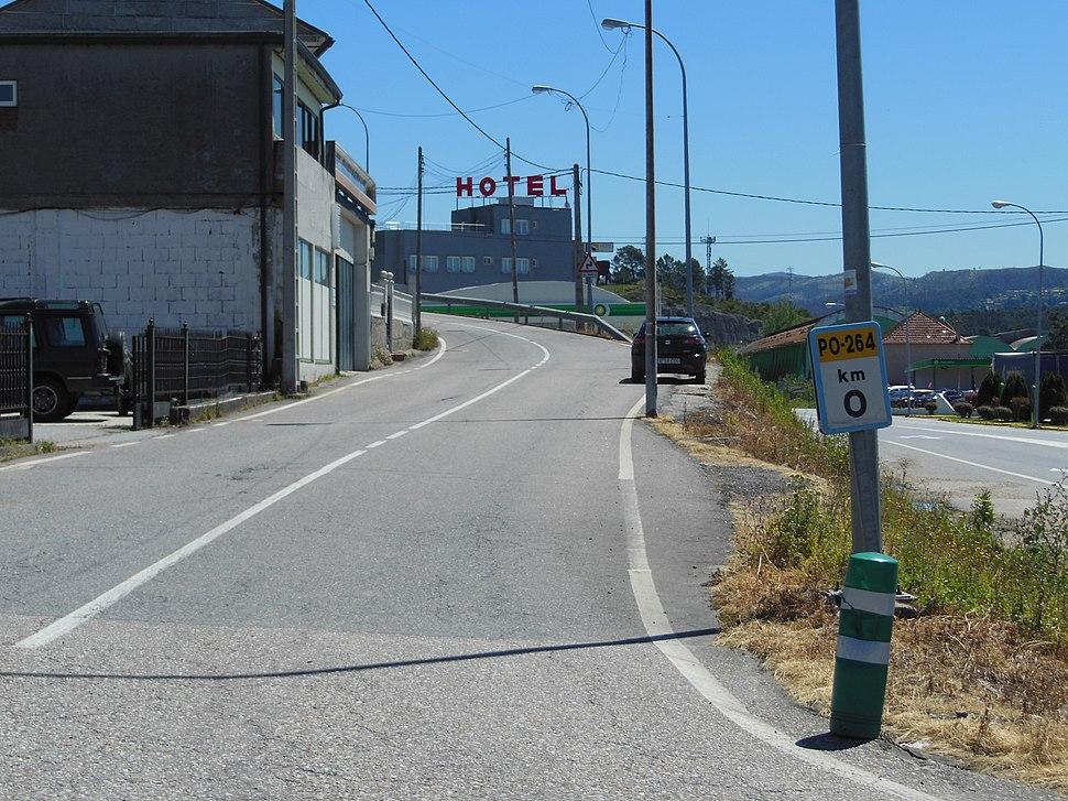 Comezo estrada PO-264