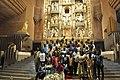 Con la Virgen de Popenguine (Senegal) en Torreciudad 2017 - 49 (35076768542).jpg