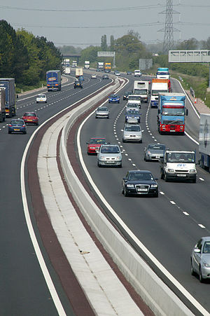 M18 motorway (Great Britain) - M18 in South Yorkshire