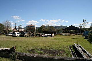 Conondale Timbers Sawmill