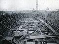 Construction de la salle des machines de l'usine Price à Riverbend, Alma (Québec).jpg