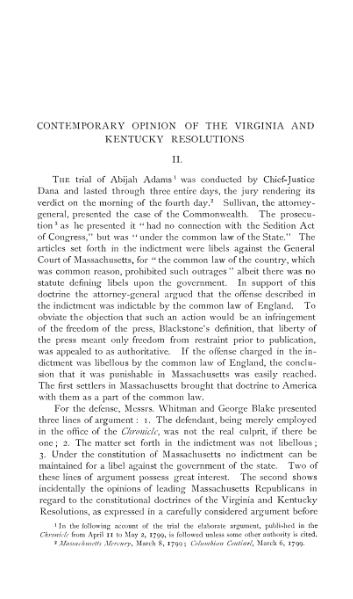 File:Contemporary Opinion of the Virginia and Kentucky Resolutions, p2.djvu