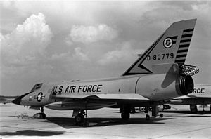 408th Armament Systems Group - Image: Convair F 106A 100 CO 060928 F 1234S 032