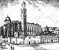 Convent de sant Francesc de València, ca. 1840.jpg