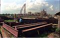 Convention Centre Complex Under Construction - Science City - Calcutta 1994-10-17 077.JPG