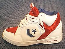 converse shoes origin