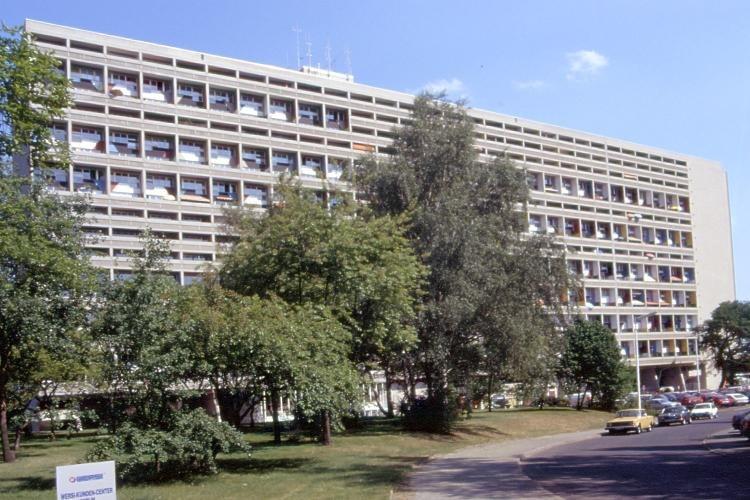 Corbusier Unite Berlin