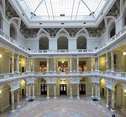 Cafe Schloss Belvedere Wien