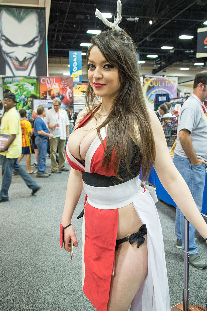 Athlète cosplay international porn